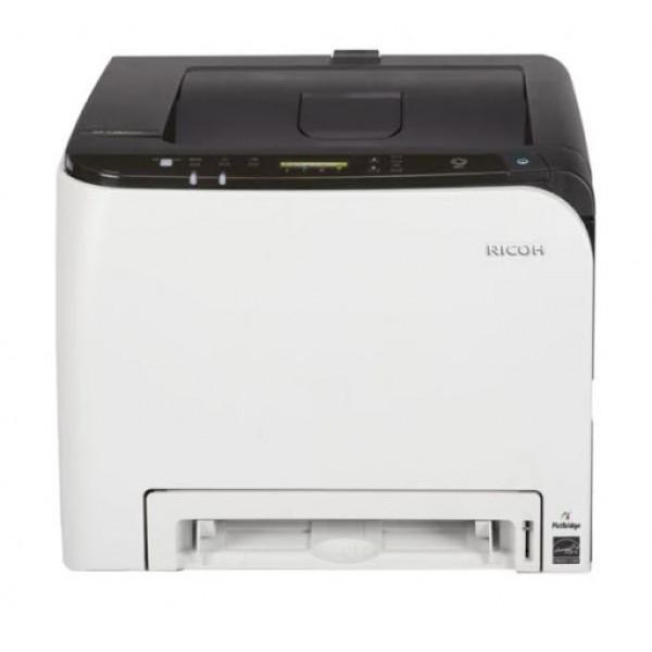 Принтер лазерный Ricoh SP C261DNW
